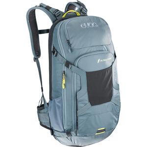 EVOC FR Trail E-Ride Protector Backpack slate slate