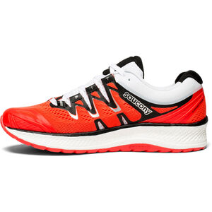 saucony Triumph ISO 4 Shoes Women Vizipro Red/Black/White bei fahrrad.de Online