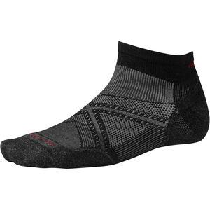 Smartwool PhD Run Light Elite Low Cut Socks black black