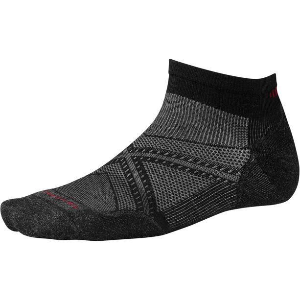 Smartwool PhD Run Light Elite Low Cut Socks black