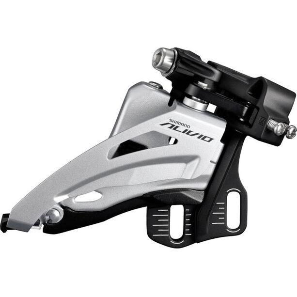 Shimano ALIVIO FD-M4020 Umwerfer 2x9-fach Side-Swing e-Type