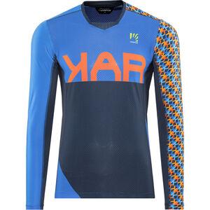 Karpos Jump LS Jersey Herren insignia blue/bluette insignia blue/bluette