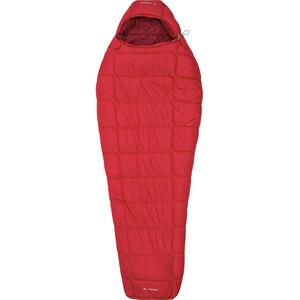 VAUDE Sioux 800 Syn Sleeping Bag dark indian red dark indian red