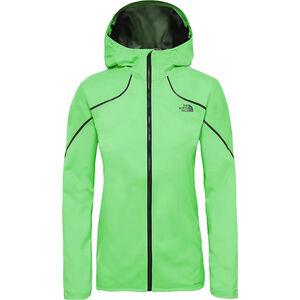 The North Face Flight Jacke Damen chlorophyll green chlorophyll green