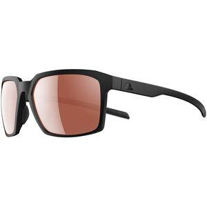 adidas Evolver Glasses black matt/lst active silver black matt/lst active silver