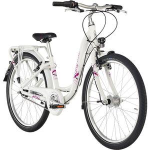 "Puky Skyride Light 24"" Alu Kinderfahrrad 7-Gang Weiß bei fahrrad.de Online"