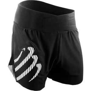Compressport Racing Overshorts Men Black bei fahrrad.de Online
