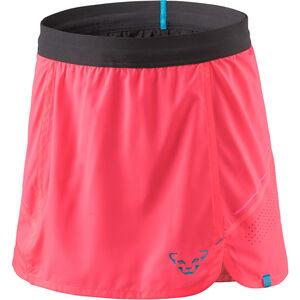 Dynafit Alpine Pro 2in1 Skirt Women fluo pink