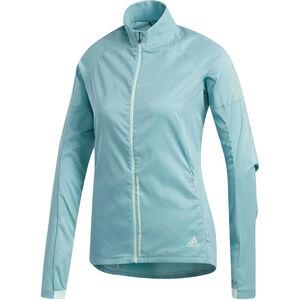 adidas Supernova Confident 3 Season Jacket Women Clear Mint/Colored Heather bei fahrrad.de Online