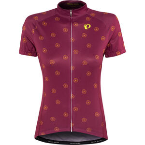 PEARL iZUMi Elite Escape LTD Jersey Damen lemon beet lemon beet