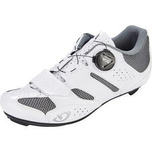 Giro Savix Shoes Damen white/titanium white/titanium