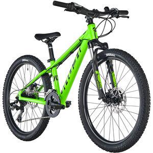 "Ghost Kato D4.4 AL 24"" Kids riot green/jet black bei fahrrad.de Online"
