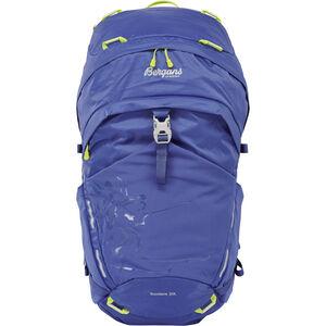 Bergans Rondane 30L Backpack Blue/Neon Green bei fahrrad.de Online