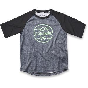 Dakine Dropout S/S Jersey Kids Carbon/Black bei fahrrad.de Online