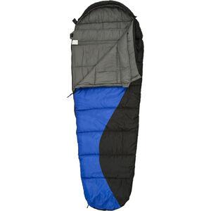 CAMPZ Desert Pro 300 Schlafsack blau/schwarz blau/schwarz