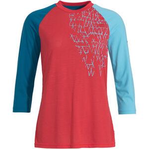 VAUDE Moab III LS Shirt Damen magma magma