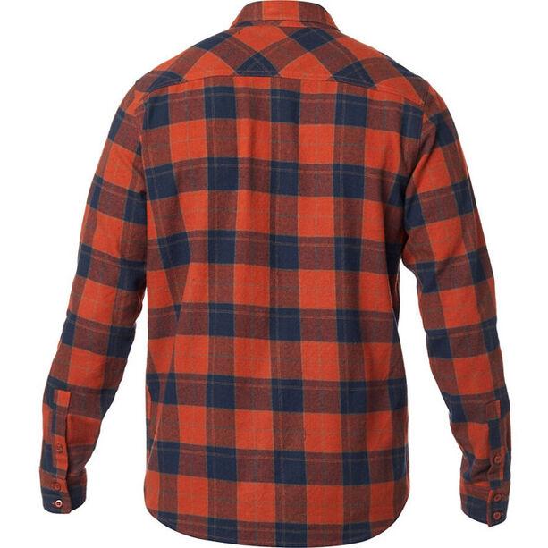 Fox Traildust 2.0 Flannel Langarmshirt Herren adobe
