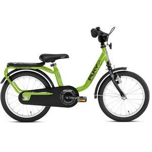 """Puky Z 6 Fahrrad 16"""" Kinder kiwi/schwarz kiwi/schwarz"""
