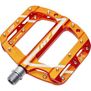 HT ANS08LEAP NanoFlat Pedale orange bei fahrrad.de Online
