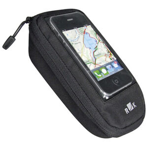 KlickFix Phone Bag Plus schwarz schwarz