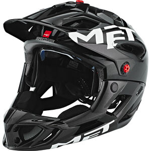 MET Parachute Helm anthracite/black anthracite/black