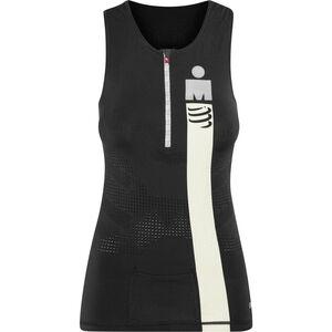 Compressport TR3 Triathlon Tank Top Ironman Edition Damen smart black smart black