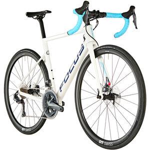 FOCUS Izalco Max Disc 8.9 Di2 white bei fahrrad.de Online