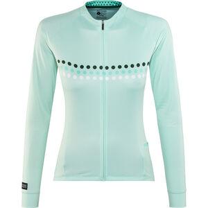 4498eafd2 Bontrager Circuit Cycling LS Jersey Women Sprintmint bei fahrrad.de Online