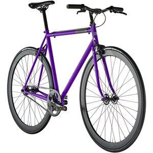 Creme Vinyl Uno deep purple deep purple
