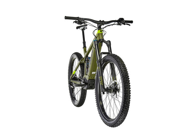 Trek Powerfly LT 9 Plus matte olive grey