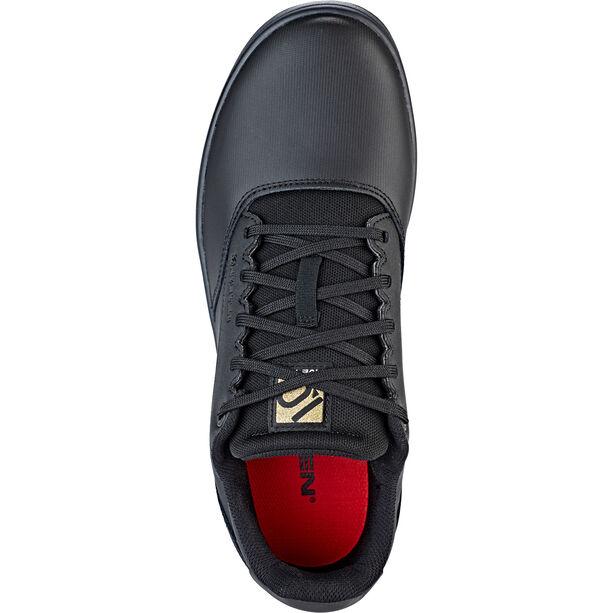 adidas Five Ten 5.10 District Flats Shoes Herren core black/core black/goldmt