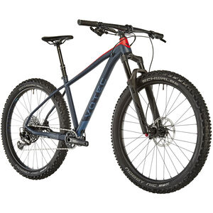 VOTEC VC Plus Tour/Trail Hardtail 27.5+ shadow blue-red shadow blue-red