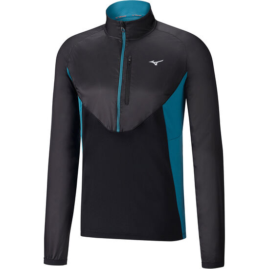 Mizuno Static BT Half-Zip Windtop Men bei fahrrad.de Online