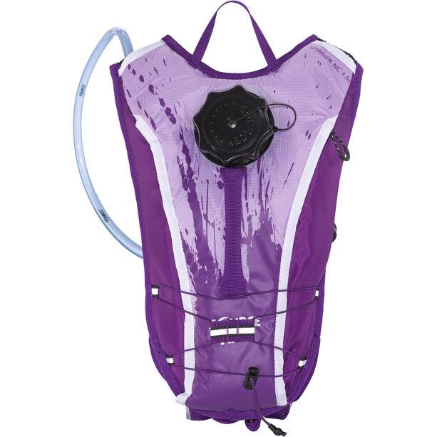 SOURCE Spinner NC Trinkrucksack 1,5l Kinder purple