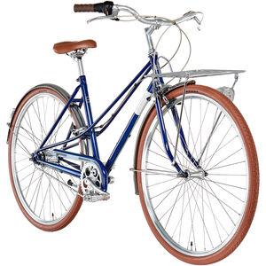 Creme Caferacer Solo Damen classic blue classic blue