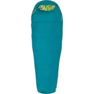 Marmot Nanowave 40 Sleeping Bag regular Kinder malachite malachite