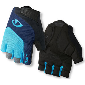 Giro Bravo Gel Gloves blue blue