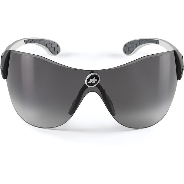 assos Zegho G2 Interceptor Black Brille black