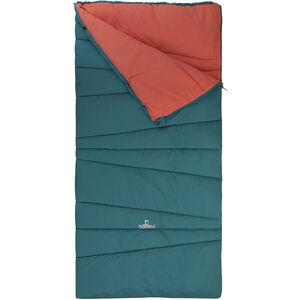 Nomad Melville Junior Sleeping Bag Kinder biscaya green/shell pink biscaya green/shell pink