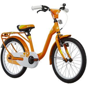 s'cool niXe 18 orange bei fahrrad.de Online