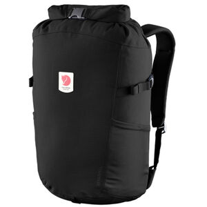 Fjällräven Ulvö Rolltop 23 Backpack black black