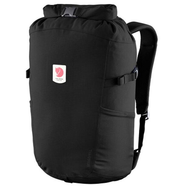 Fjällräven Ulvö Rolltop 23 Backpack black