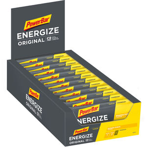 PowerBar Energize Original Riegel Box 25x55g Banana Punch