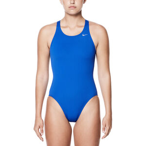 Nike Swim Poly Core Solid Fast Back One Piece Damen game royal game royal