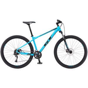 GT Bicycles Avalanche Sport 29 inches 2. Wahl gloss aqua blue/black/dark silver gloss aqua blue/black/dark silver