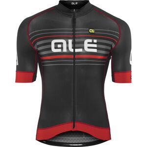 Alé Cycling Graphics PRR Salita Shortsleeve Jersey Herren black-red black-red