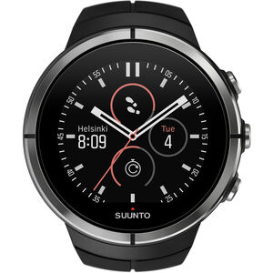 Suunto Spartan Ultra GPS Outdoor Watch black black