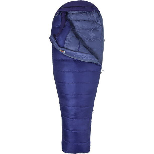 Marmot Ouray Sleeping Bag regular Damen electric purple/royal grape