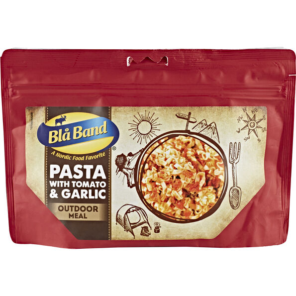 Bla Band Outdoor Meal Pasta with Tomato & Garlic 149g
