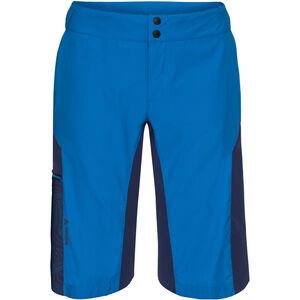 VAUDE Downieville Shorts Herren radiate blue/cobalt radiate blue/cobalt